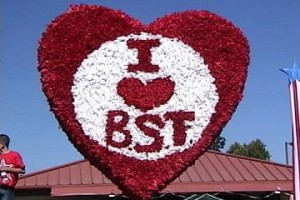 BST Parade Float